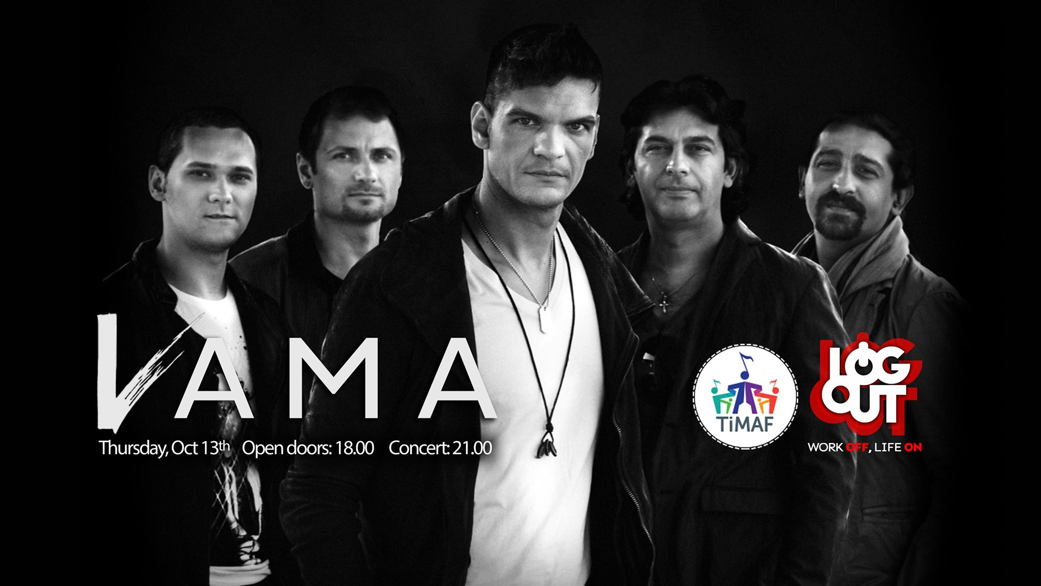 Vama @ Euphoria Music Hall