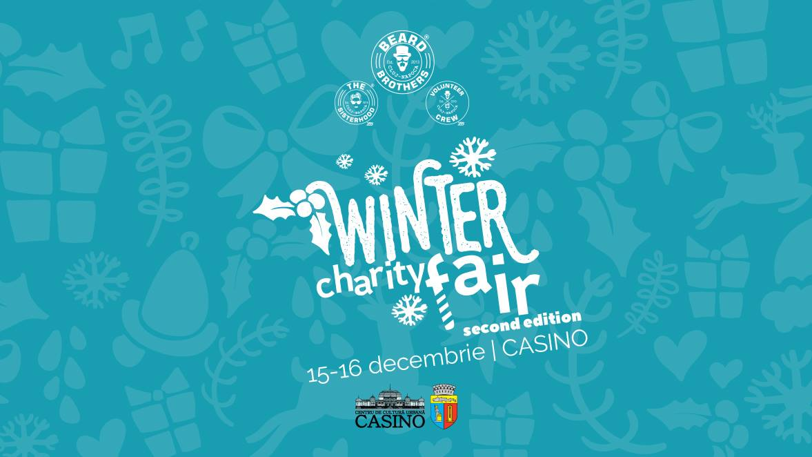 Winter Charity Fair – 2nd edition @ Cladirea Casino