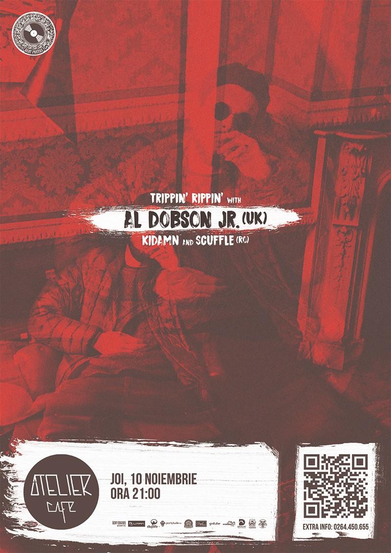 Al Dobson Jr. (UK) @ Atelier Cafe