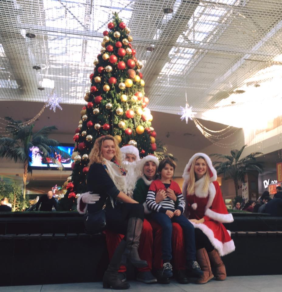 Nepoții de Crăciun se pregătesc de acțiune