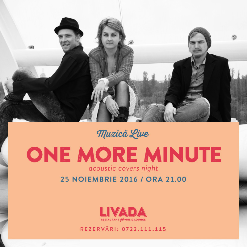 One More Minute @ Restaurant Livada