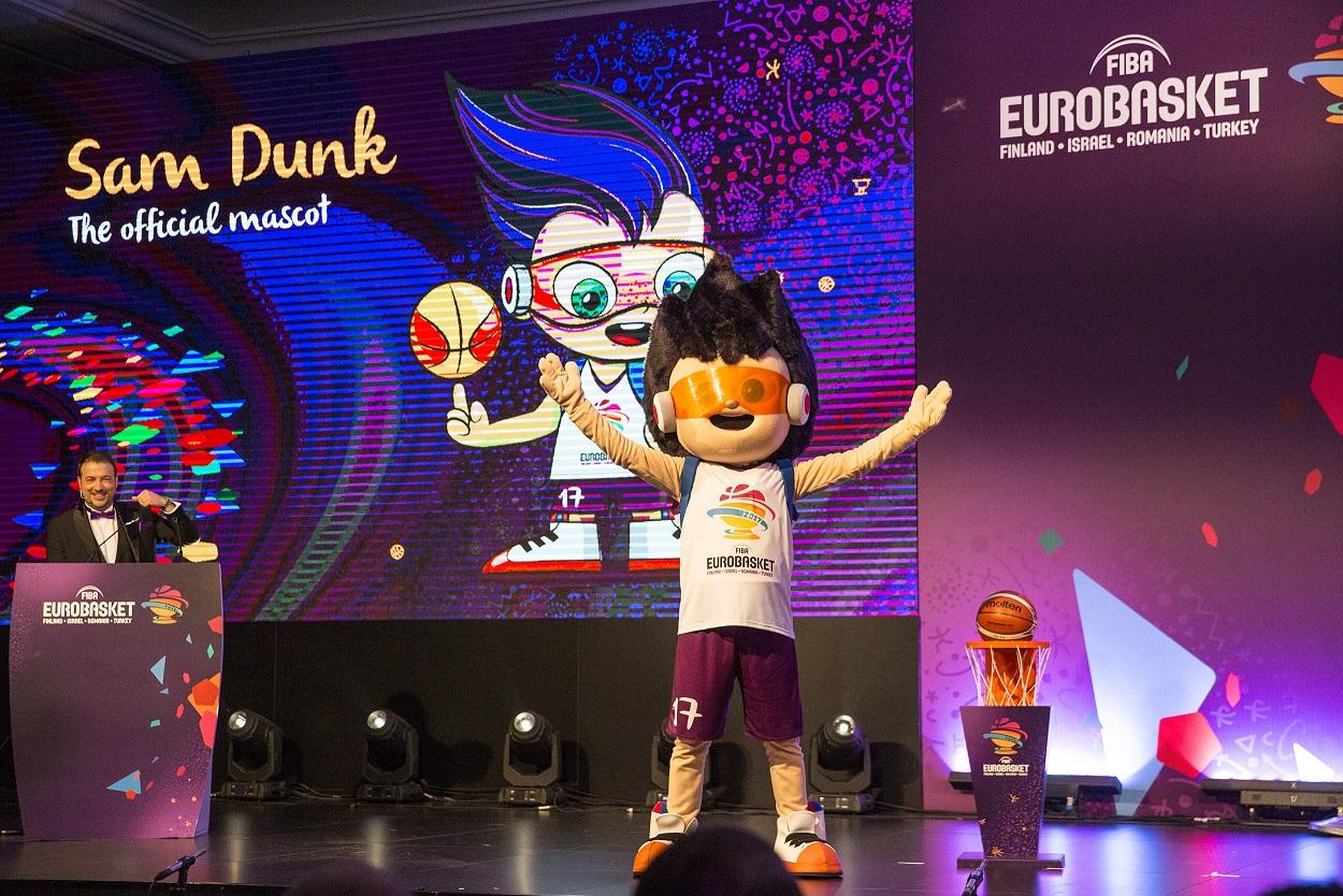 România va înfrunta Giganții Europei la EUROBASKET 2017