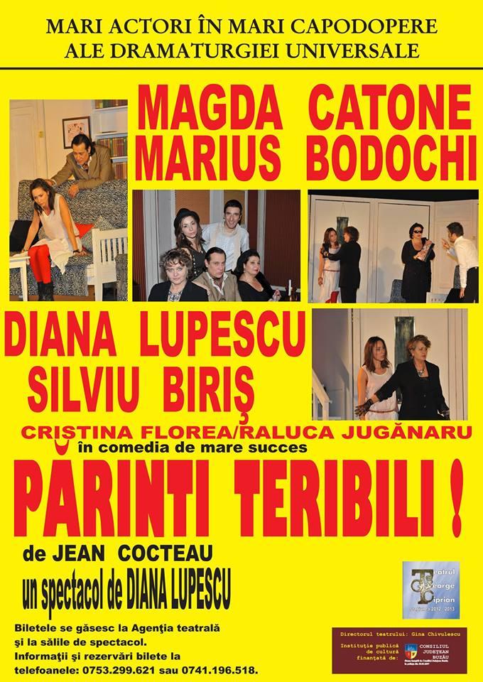 Părinți teribili! @ Cinema Florin Piersic