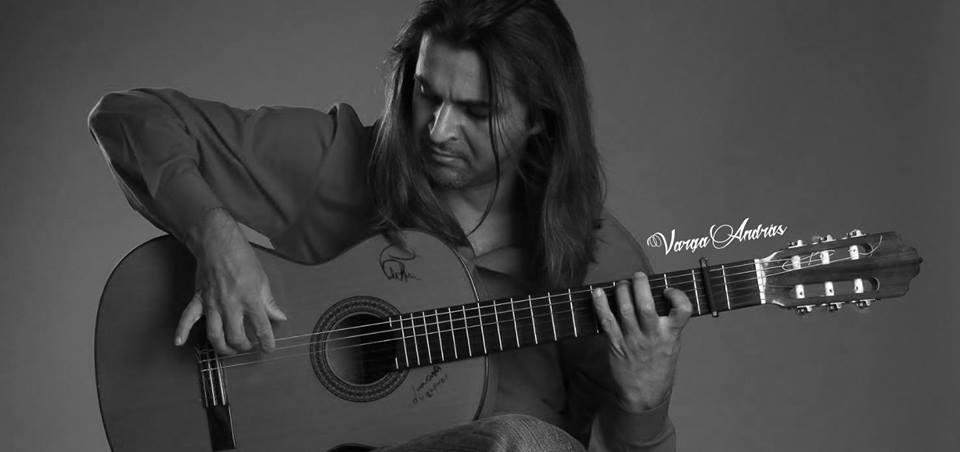 Recital de chitară flamenco @ Bulgakov Café