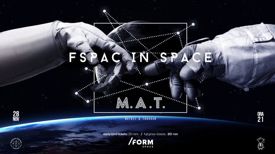 Balul Bobocilor FSPAC @ Form Space
