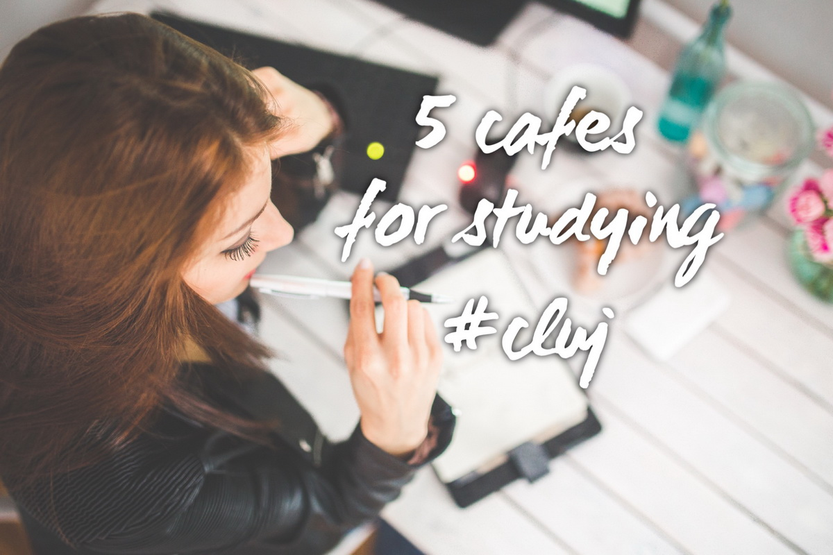 5 cafés for studying in Cluj