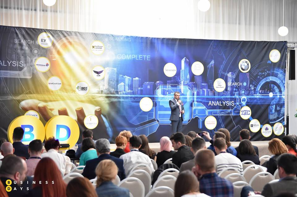 Cluj Business Days @ Golden Tulip Ana Dome