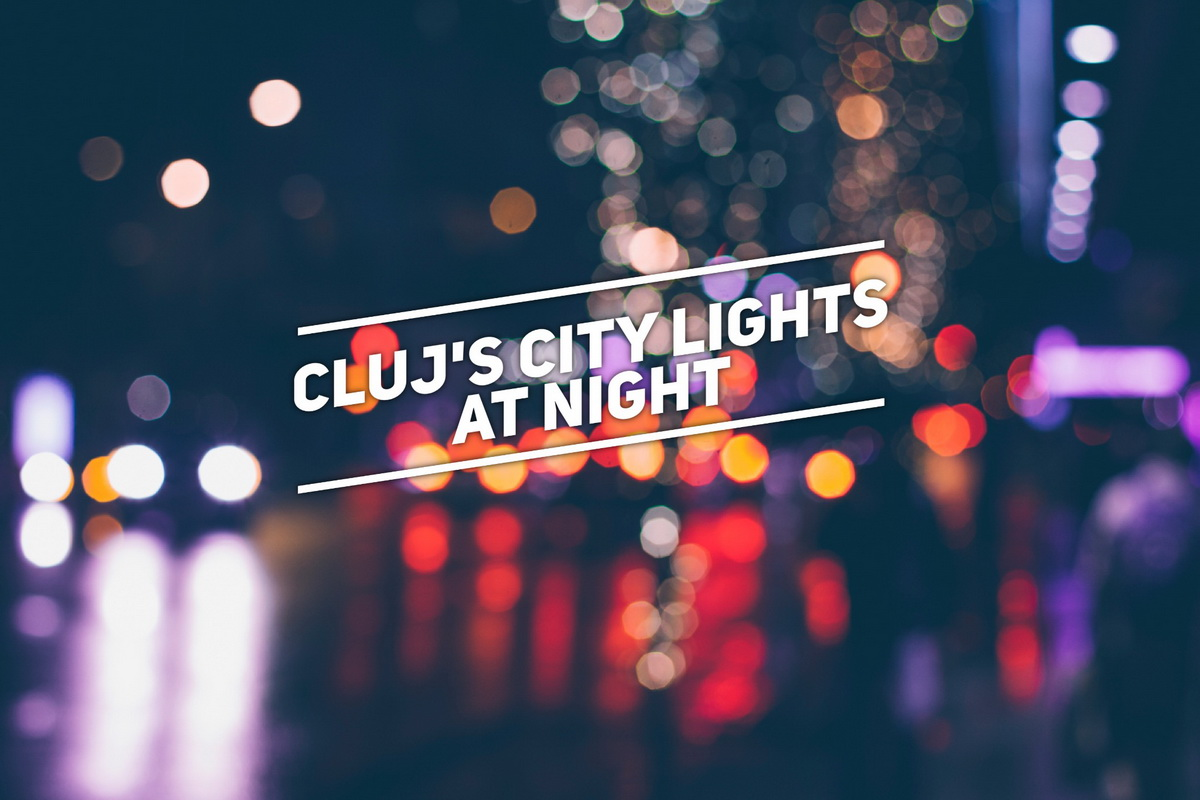 4 places to see Cluj's city lights at night