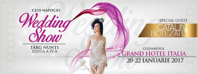 Cluj-Napoca's Wedding Show @ Grand Hotel Italia