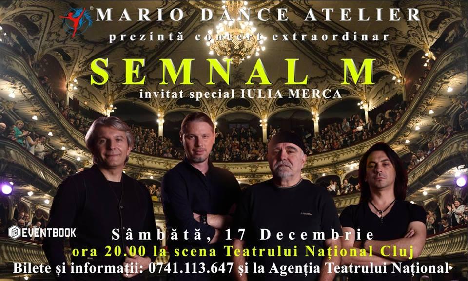 Concert Semnal M @ Mario Dance Atelier