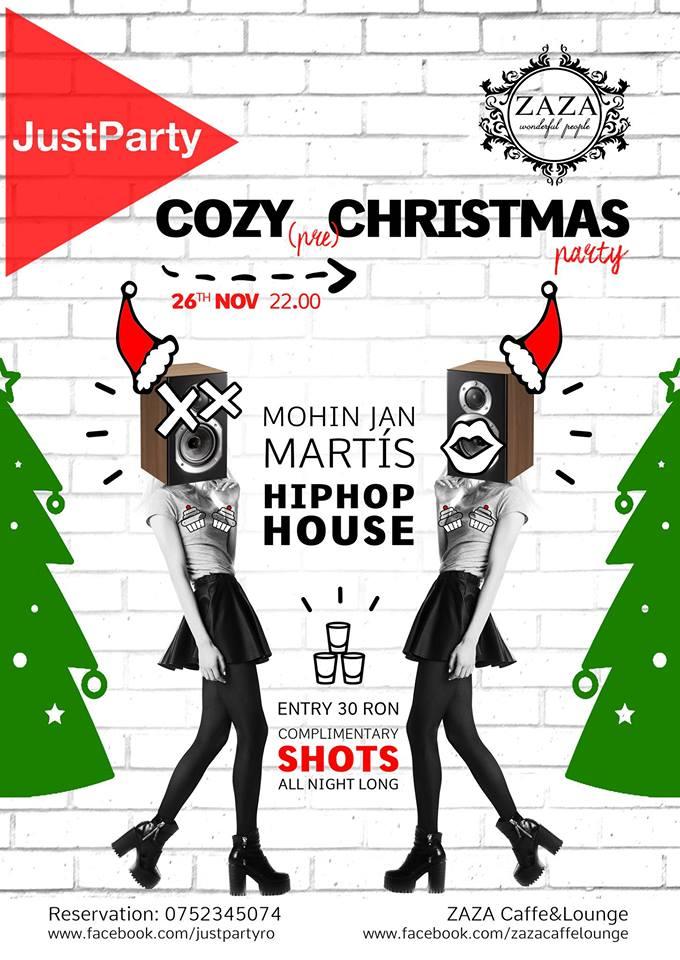 Cozy Christmas @ ZAZA Club