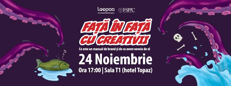 Față în față cu creativii @ Topaz Boutique Hotel
