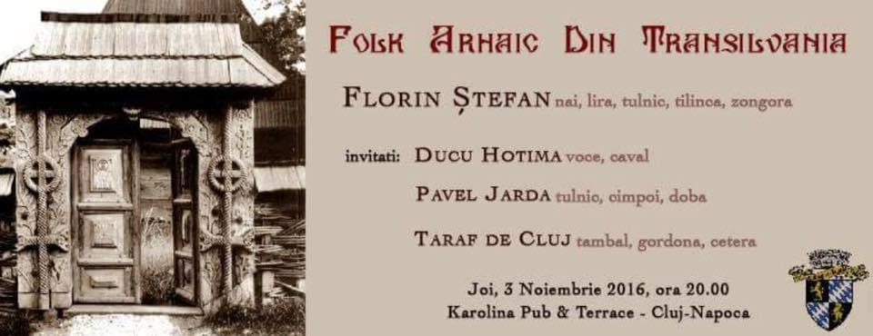 Concert Florin Stefan @ Karolina Pub