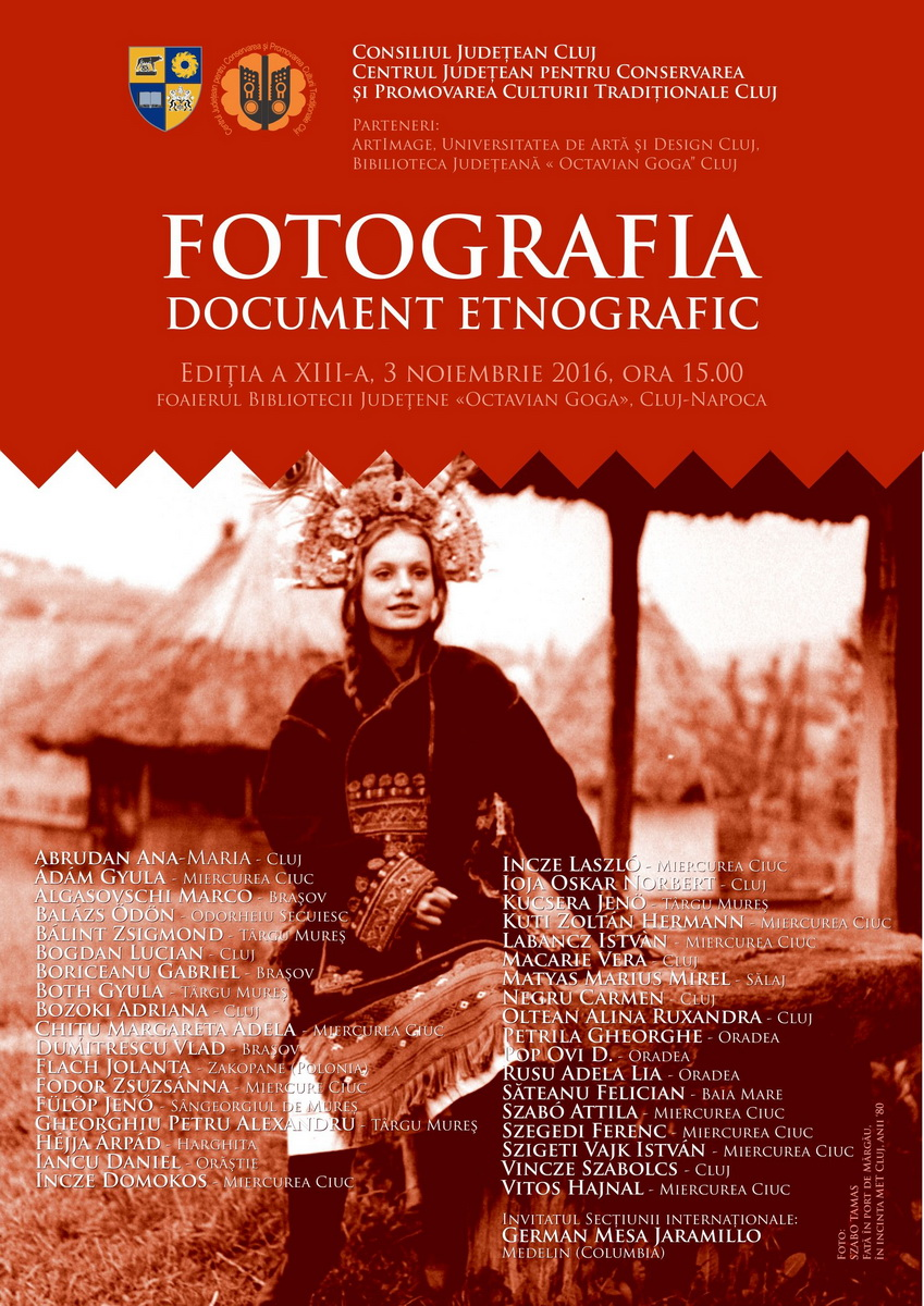 Fotografia – document etnografic