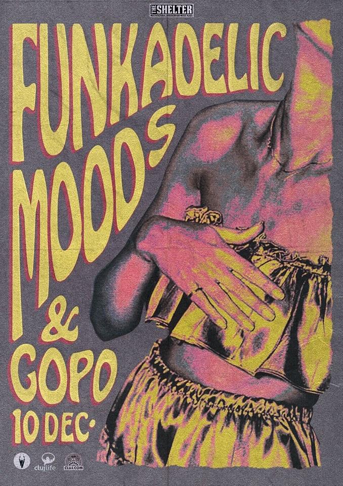 Funkadelic Moods @ The Shelter