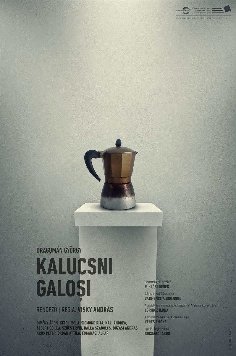 Galoși @ Teatrul Maghiar Cluj