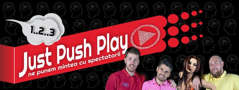 Just Push Play – Impro Show @ HUGO Restaurants