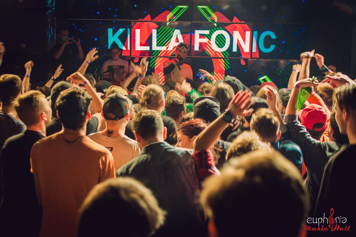 Poze: Killa Fonic @ Euphoria Music Hall