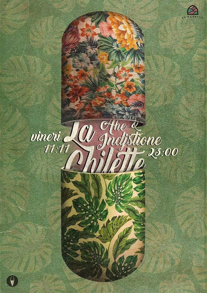 La Chillette: Ahe & Indjstione