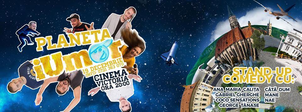 Planeta iUmor @ Cinema Victoria