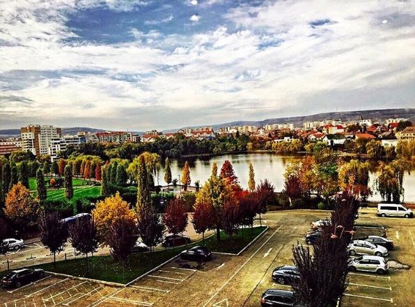 Cele mai frumoase poze din Cluj, postate săptămâna trecută pe Instagram