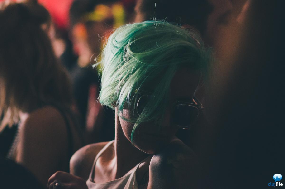 Poze: Einzelkind / Suciu / Mihigh @ Club Midi