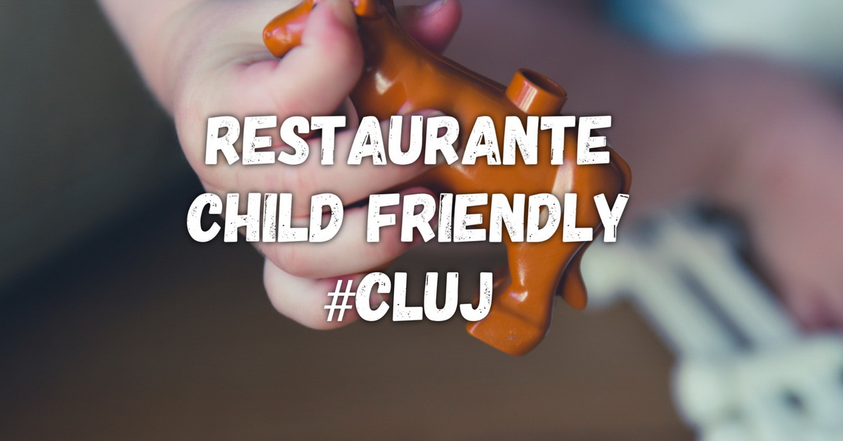 Restaurante din Cluj cu spații de joacă pentru copii