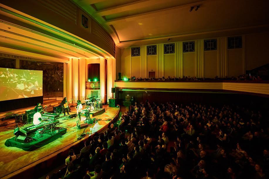 Cum a fost la Concertul Robert Glasper Experiment la Cluj