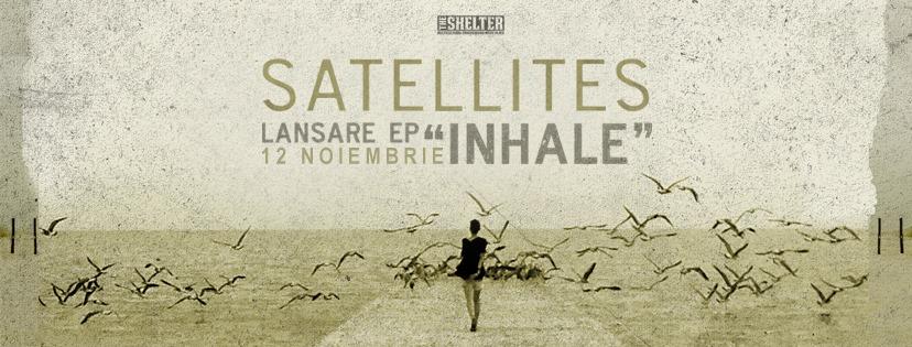 Satellites [live] @ The Shelter