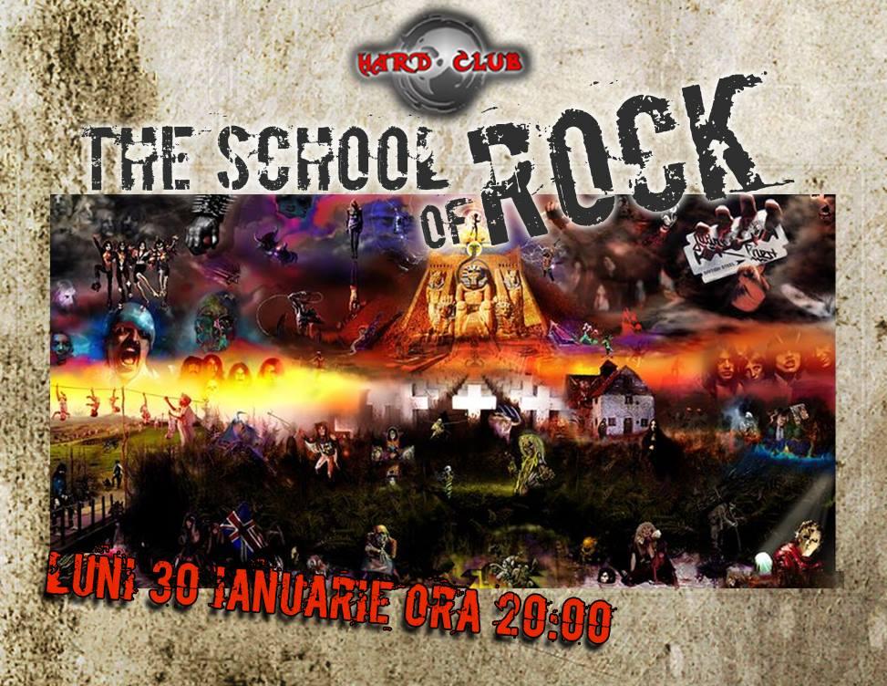 The School Of Rock @ Hard Club