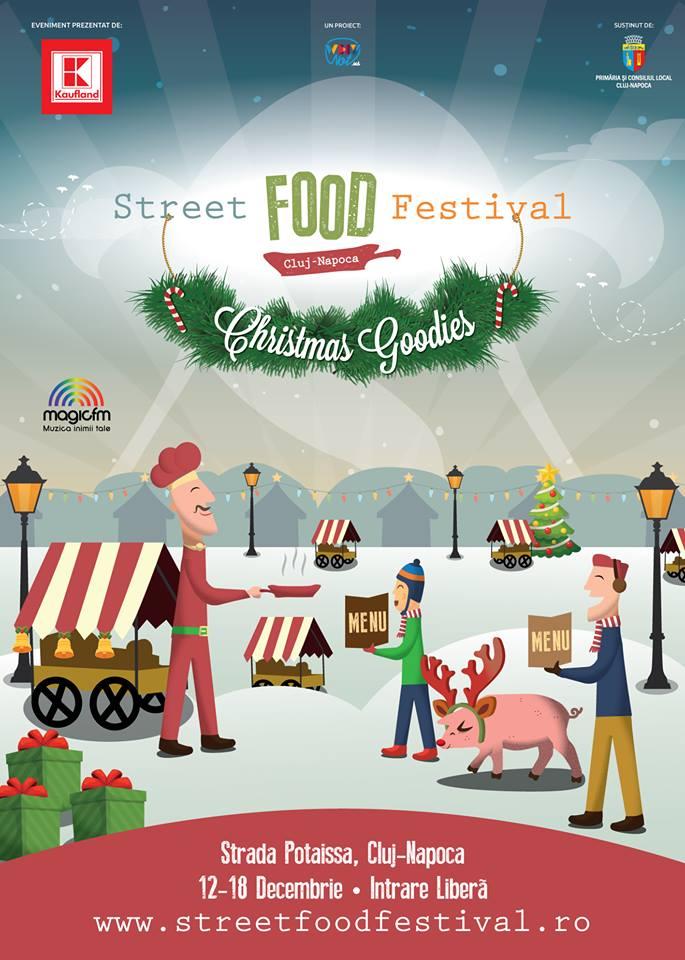 Street Food Festival – Christmas Goodies
