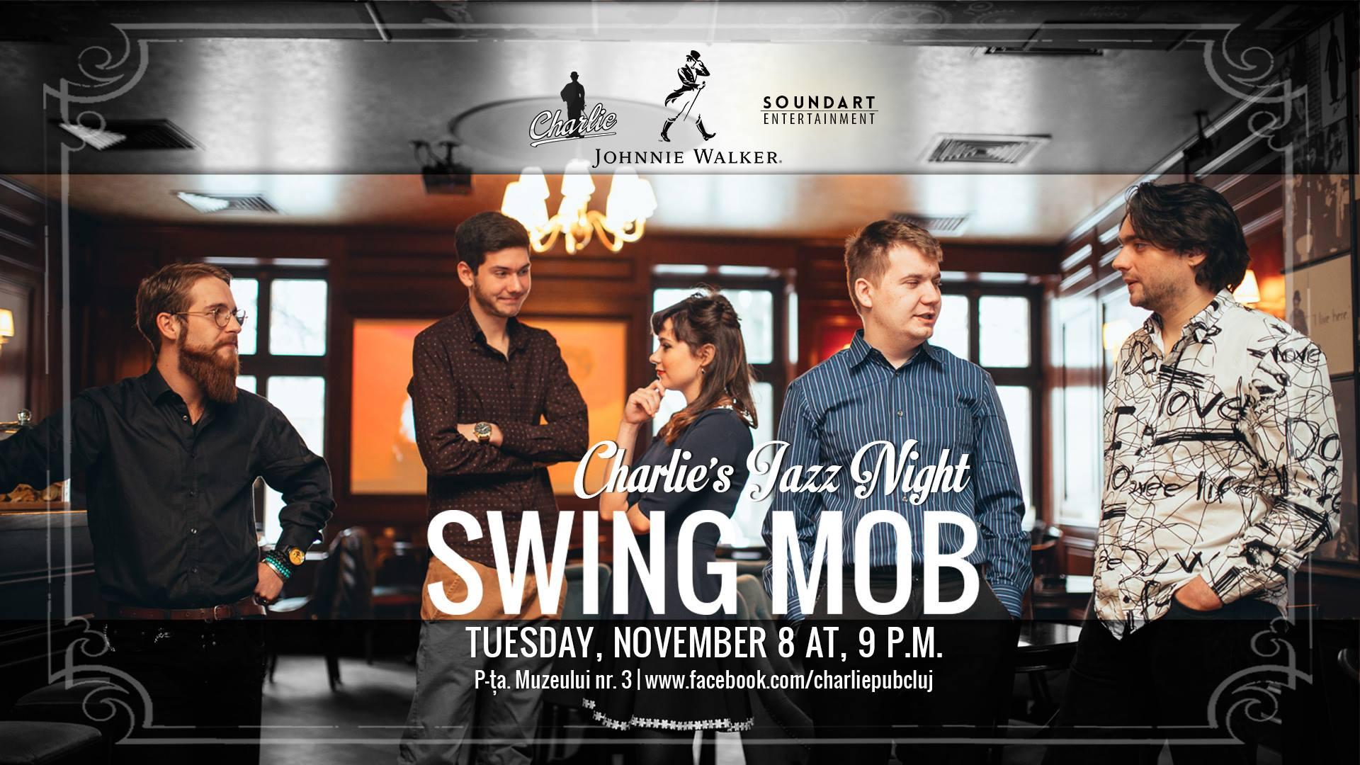 Swing Mob live @ Charlie