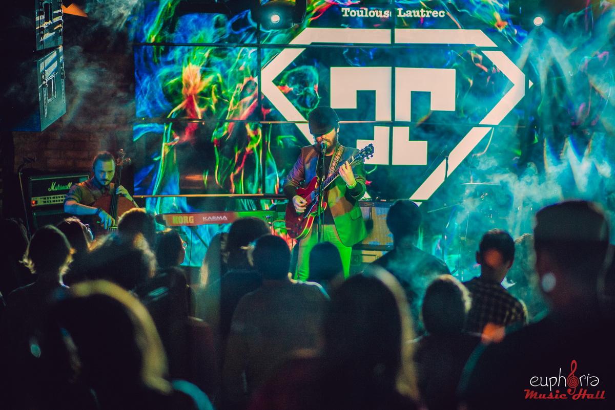 Poze: Toulouse Lautrec @ Euphoria Music Hall