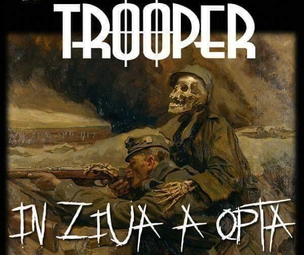 Trooper @ Hard Club