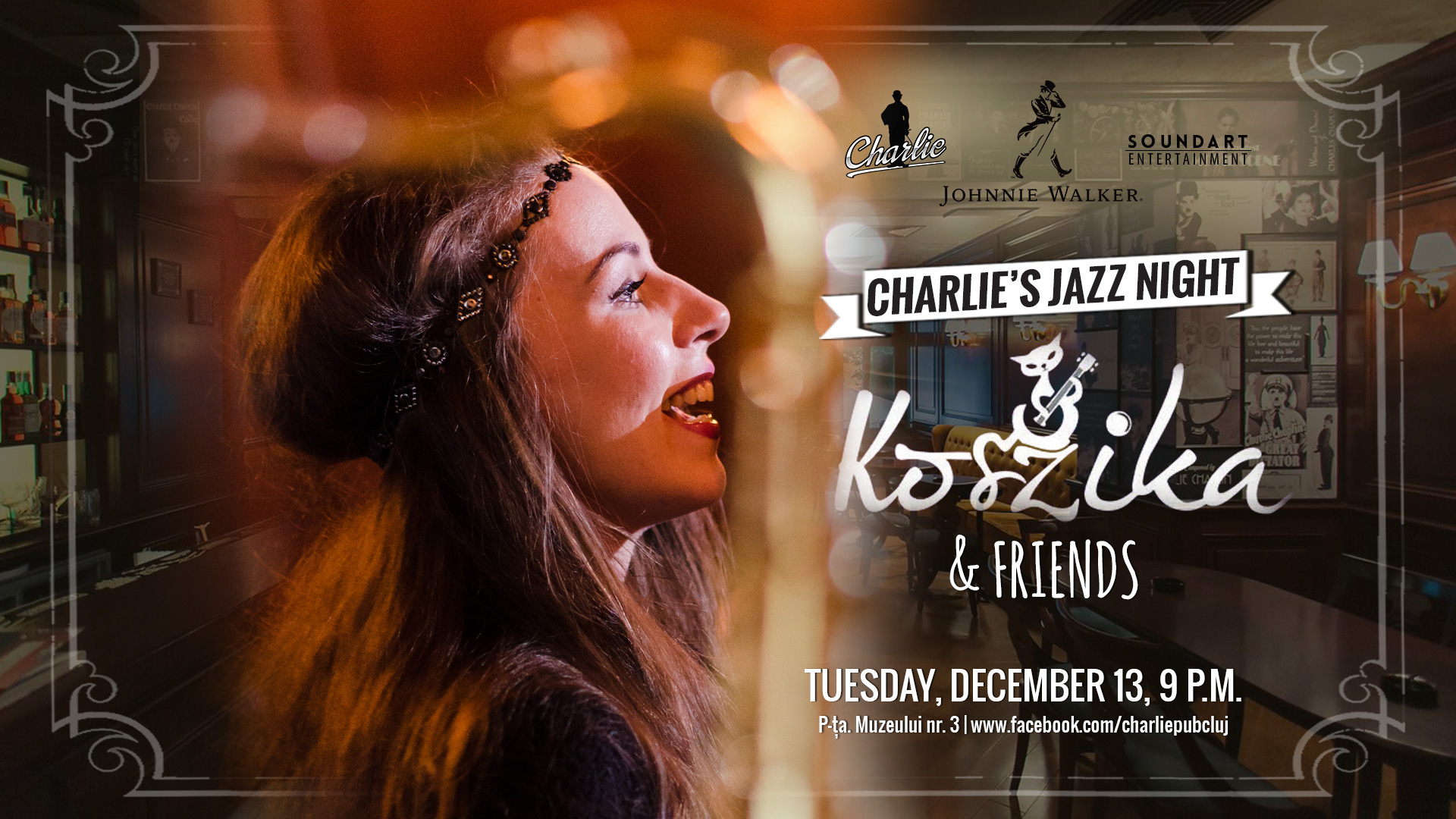 Charlie's Jazz Night: Koszika & Friends