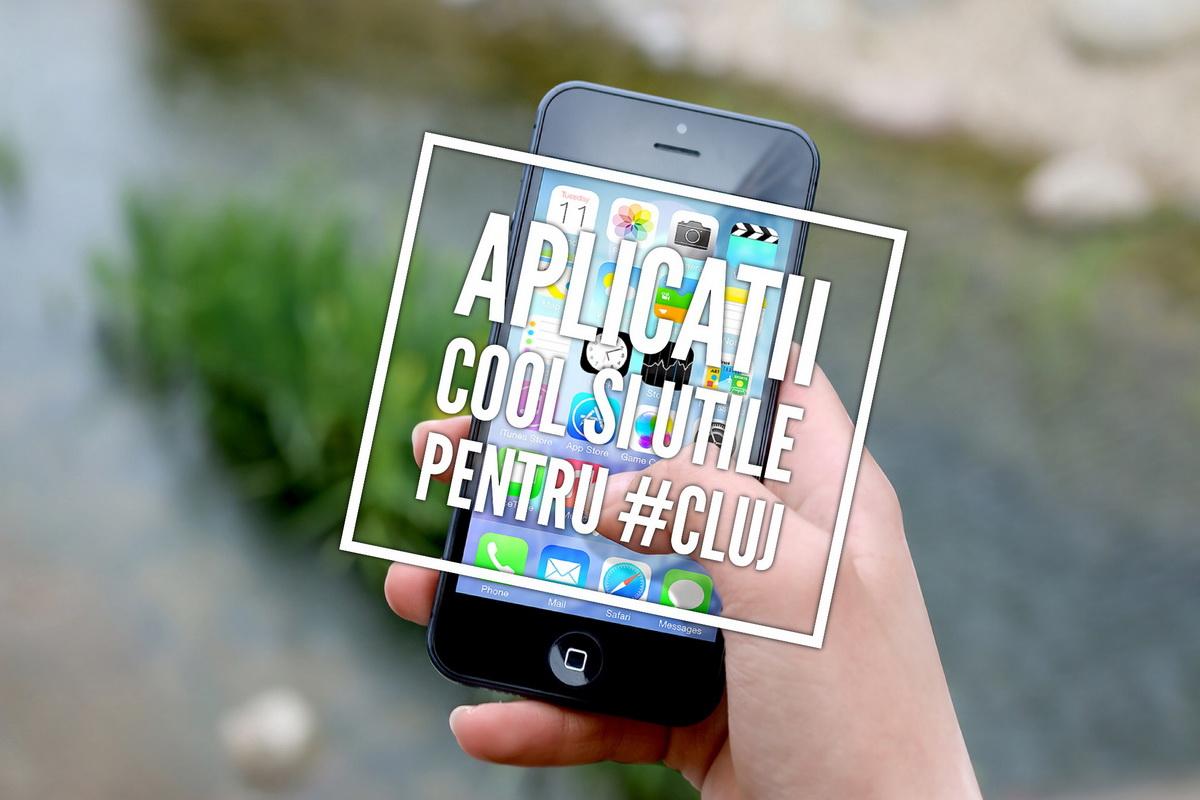 Aplicaţii cool şi utile pentru Cluj