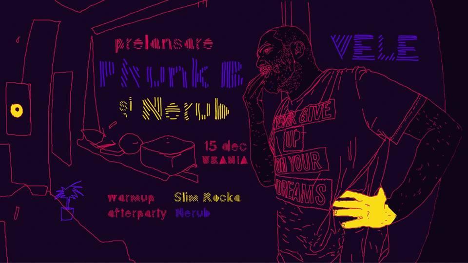Concert Phunk B & Nerub @ Urania Palace