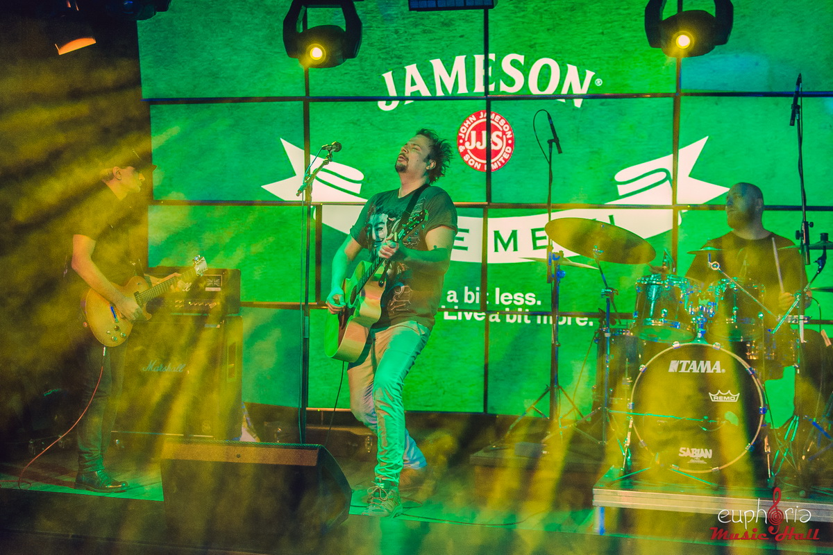 Poze: Jameson Sine Metu Live Music @ Euphoria Music Hall