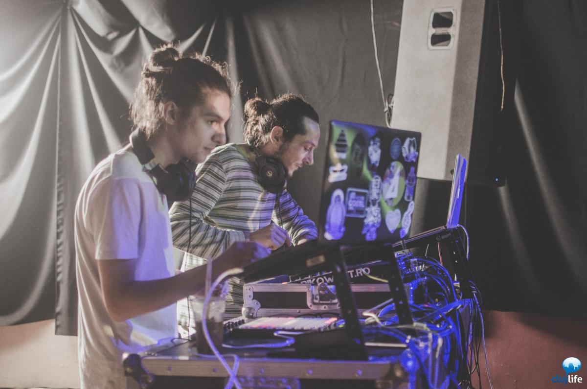 Poze: Danaga & Musai Soundworks @ The Shelter