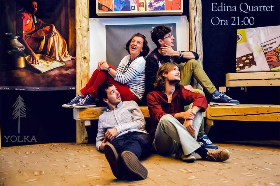 Edina Quartet @ Yolka