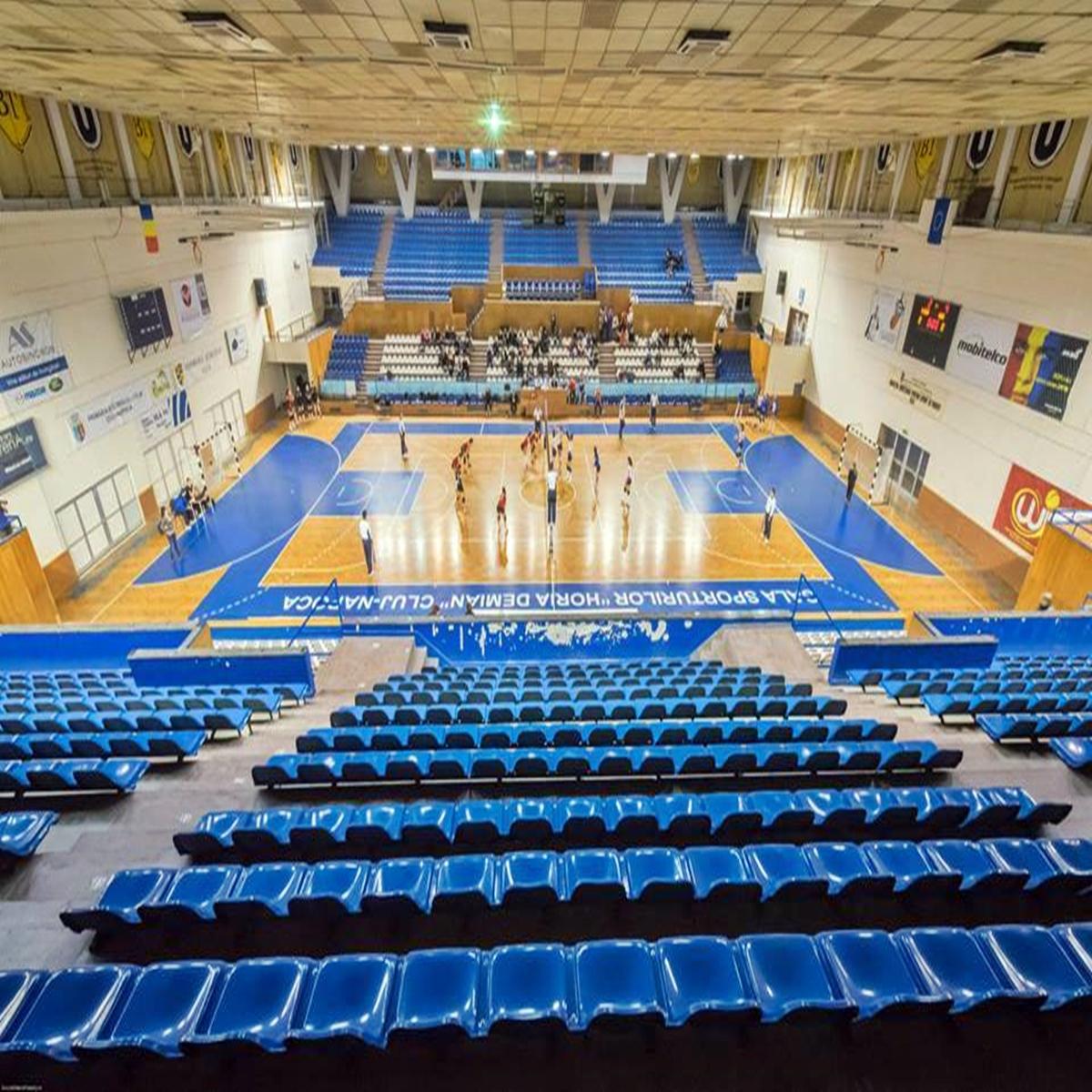 """Sala Sporturilor """"Horia Demian"""""""