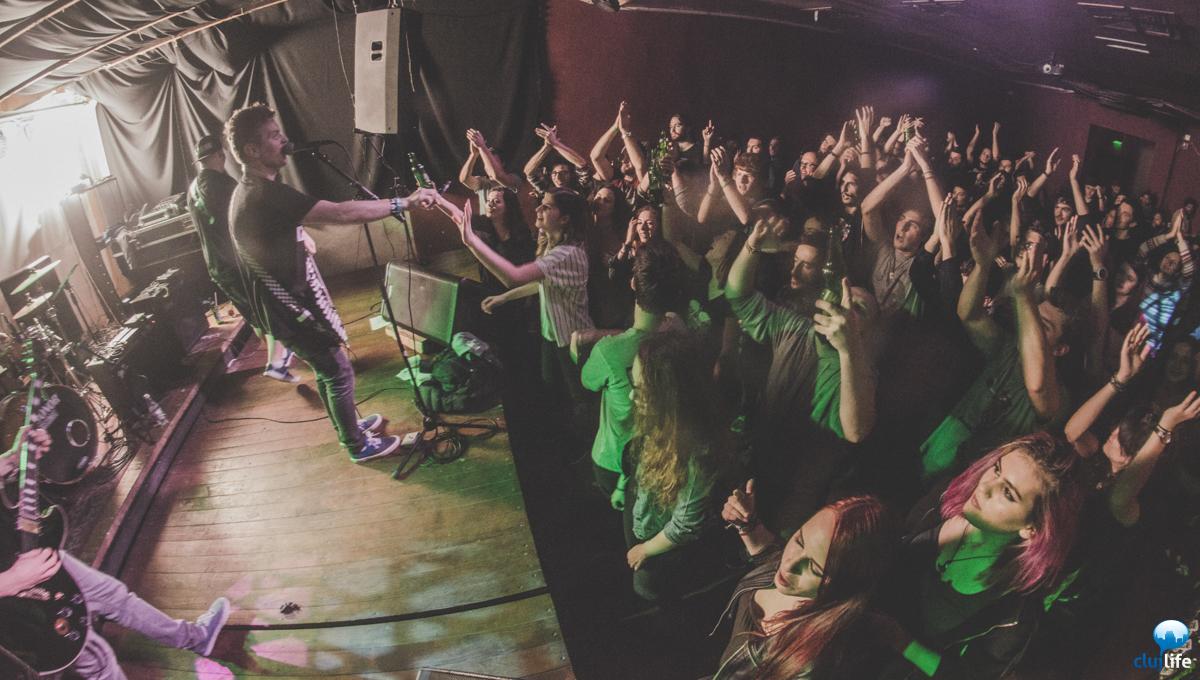 Poze: Ska-nk & The Fridays [live] @ The Shelter