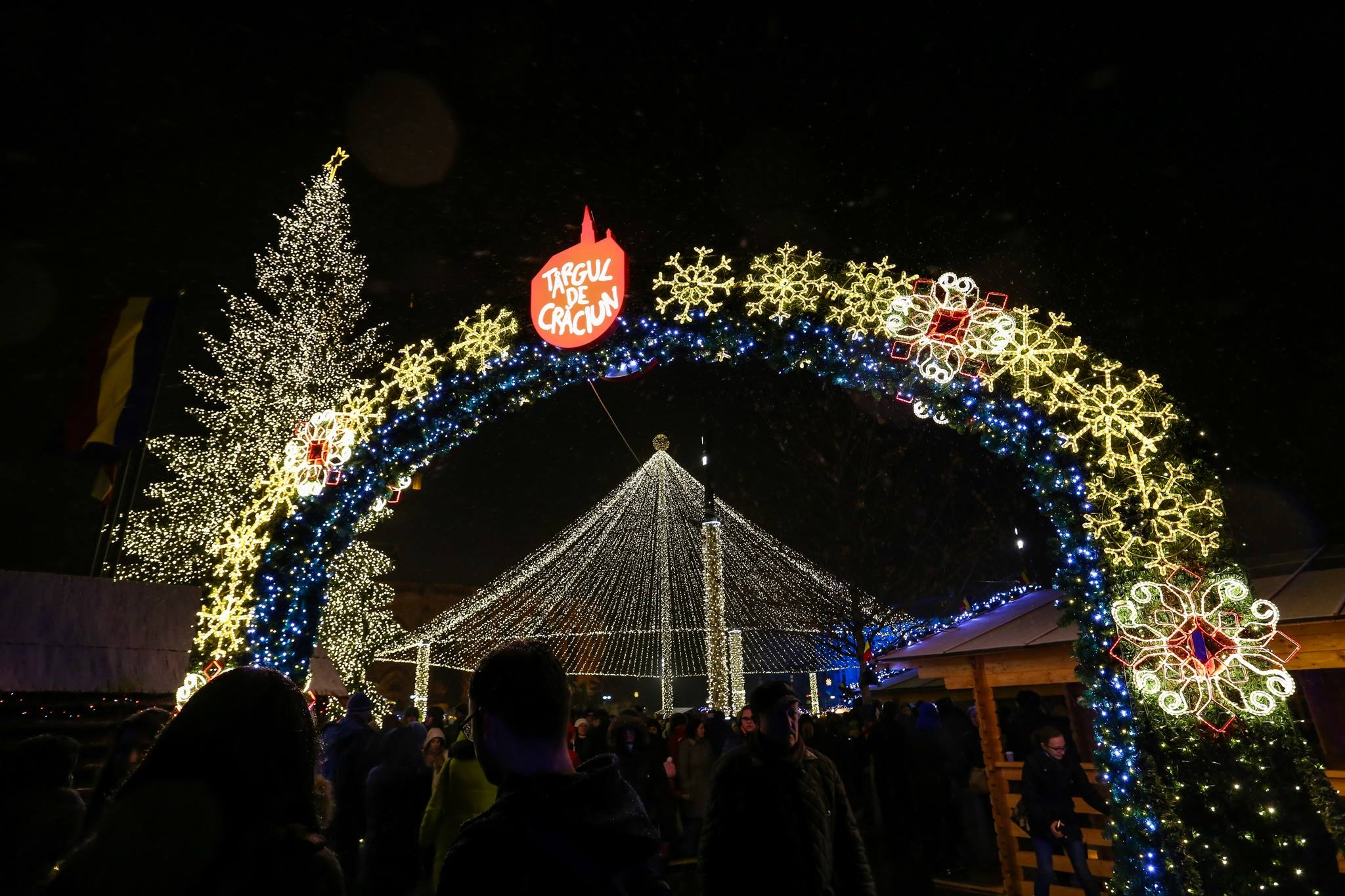 Christmas Market in #Cluj