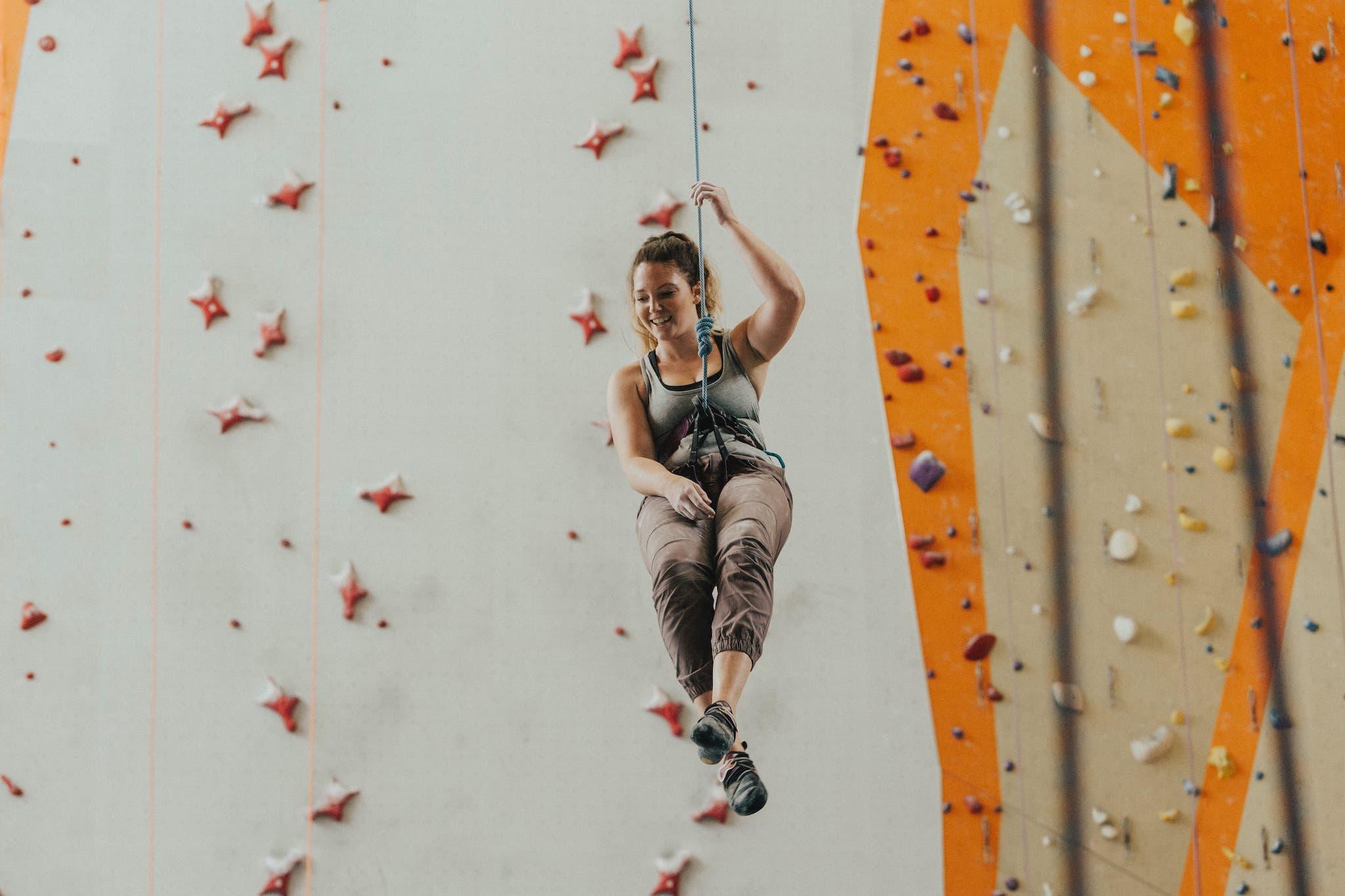 Locuri unde poți practica escalada în Cluj