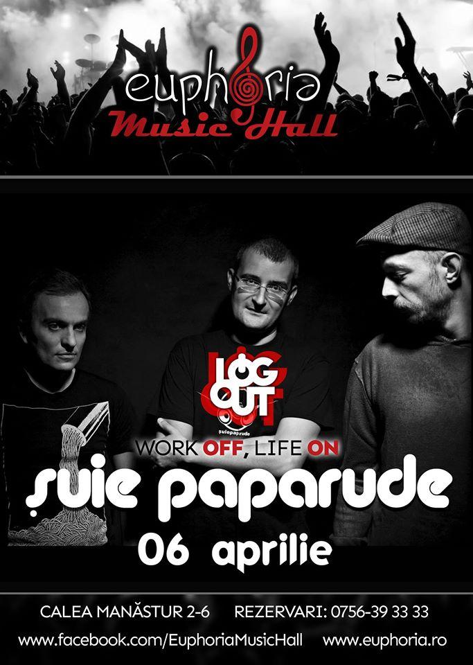 Şuie Paparude @ Euphoria Music Hall
