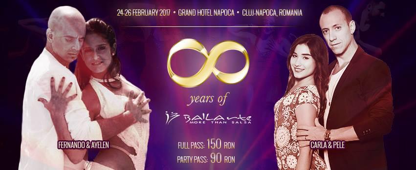 8th BAILArte Anniversary @ Grand Hotel Napoca