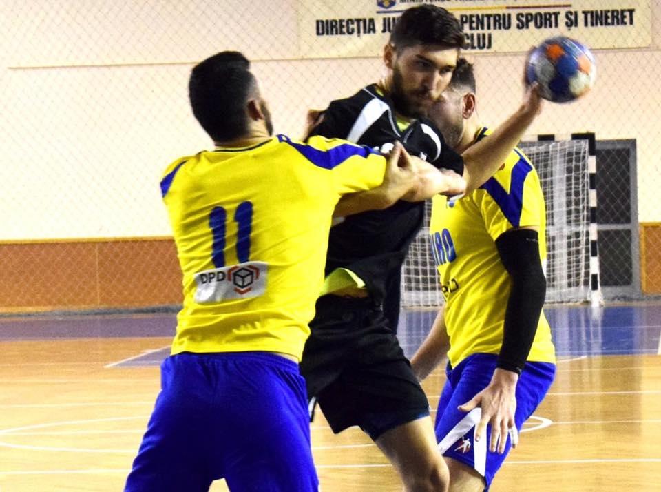 C.S. Universitatea Cluj – C.S. Minaur Baia Mare @ Sala Sporturilor Horia Demian