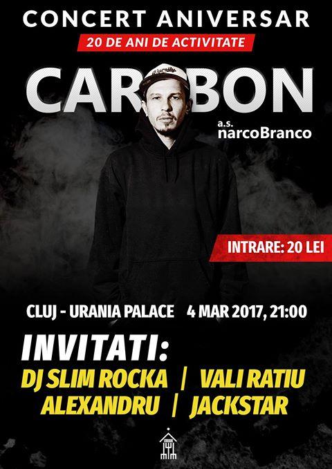 Carbon @ Urania Palace