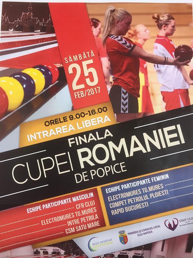 Cupa României la Popice @ Baza Sportivă Gheorgheni
