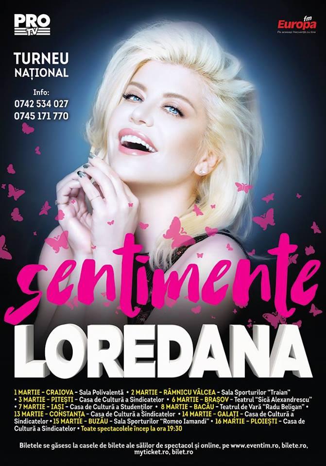 Loredana @ Opera Națională Română